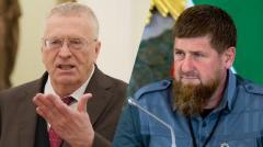 Жириновский ответил Кадырову в прямом эфире на Соловьёв LIVE