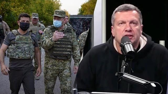 Соловьёв LIVE 22.10.2020. Сильнейшая речь! Соловьев попросил о помощи Донбассу в прямом эфире