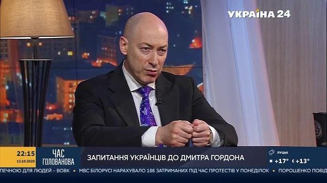 Дмитрий Гордон 27.10.2020. Причины катастрофы АН-26