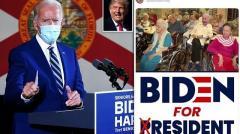 Соловьёв LIVE. Жизнь в США перед выборами: коронавирус, скандалы и политический цирк Трампа и Байдена от 14.10.2020