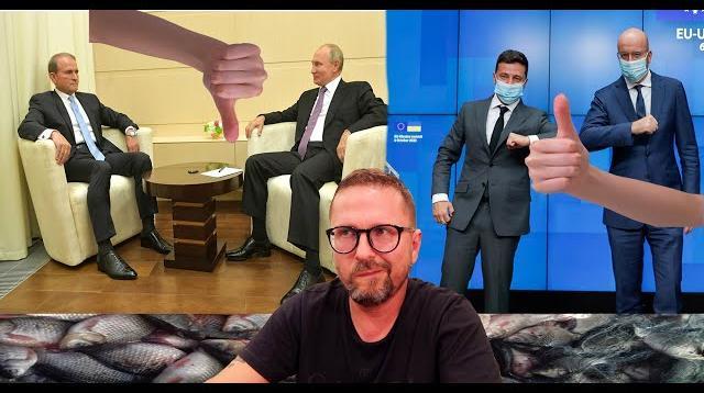 Анатолий Шарий 07.10.2020. Унижения и партнерские встречи - как отличить