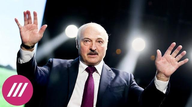 Телеканал Дождь 03.10.2020. Чувак, уйди, куда-нибудь. Почему ЕС не вводит санкции против Лукашенко