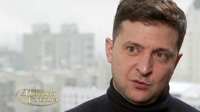 Дмитрий Гордон 11.10.2020. Зеленский: В быту я рассеян. Это от папы - он научную работу 10 лет писал и в трамвае забыл