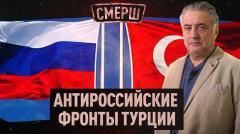 Антироссийские фронты Турции. Южный Кавказ, Украина, Сирия, Ливия - что делать? СМЕРШ