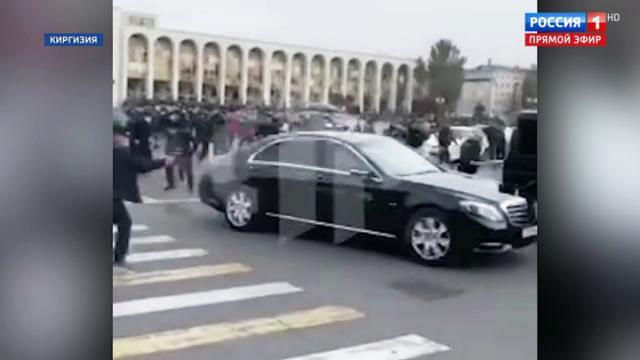 60 минут по горячим следам 09.10.2020. Бывший президент Киргизии: Меня убить не получится