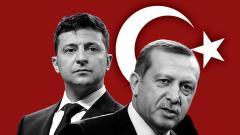 Турецкий гамбит: Эрдоган втягивает Зеленского в геополитическую авантюру
