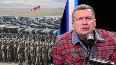 Соловьёв LIVE. Мощно! Соловьев откровенно высказался о конфликте в Карабахе от 19.10.2020