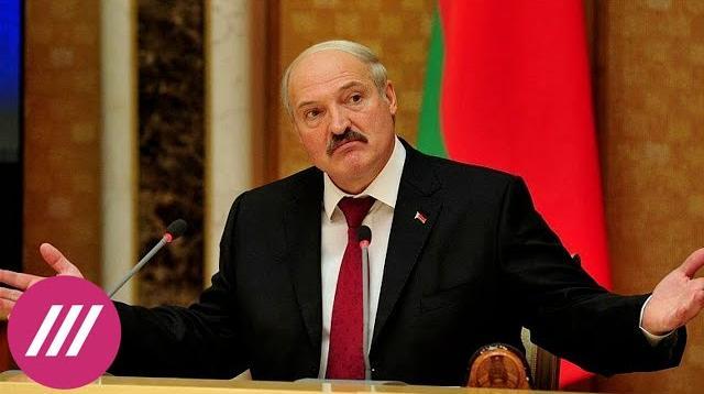 Телеканал Дождь 22.10.2020. Лукашенко заявил, что «наелся» властью. Он повторяет это с 2002 года