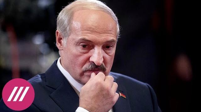 Телеканал Дождь 23.10.2020. Режим на грани отчаяния. Лукашенко пытается договориться с Россией