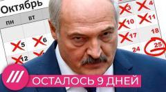 Дождь. Лукашенко осталось 9 дней. Что будет в Беларуси после «народного ультиматума» от 17.10.2020