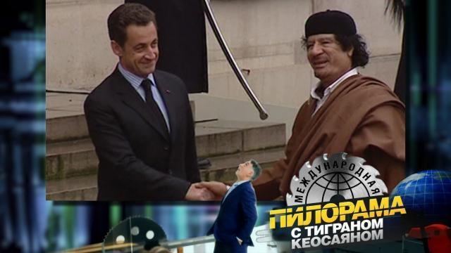 Международная пилорама с Тиграном Кеосаяном 24.10.2020