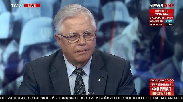 Большой вечер 15.10.2020. Петр Симоненко