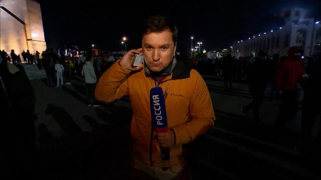 60 минут по горячим следам 06.10.2020. Протесты в Бишкеке: ситуация под контролем дружинников