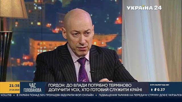 Дмитрий Гордон 30.10.2020. Конфликт мэров с центральной властью