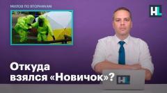 Навальный LIVE. Милов: откуда взялся «Новичок» от 25.10.2020