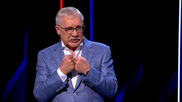 Воскресный вечер с Владимиром Соловьевым 11.10.2020. Морозов: Никто, кроме России, не может разрешить конфликт в Карабахе