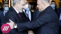 Дождь. Поможет ли Москва закончить войну в Карабахе? Мнения армянской и азербайджанской стороны от 10.10.2020