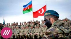 Дождь. Кремль боится состязания. Аркадий Дубнов о роли России в войне между Арменией и Азербайджаном от 05.10.2020