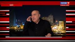 Вечер с Владимиром Соловьевым. Азербайджанский писатель: ни одна из стран не признает Карабах 07.10.2020