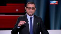Вечер с Владимиром Соловьевым. Европе на руку активность Турции в Карабахе от 01.10.2020