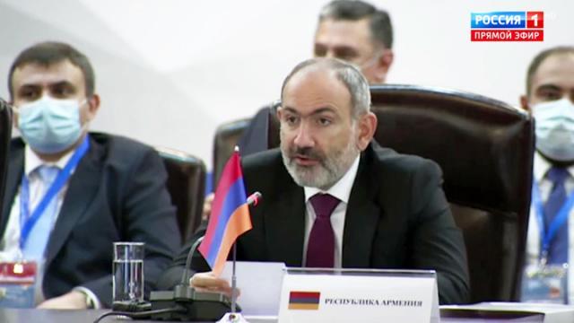 60 минут по горячим следам 09.10.2020. Пашинян выразил готовность Армении к мирным переговорам по Карабаху