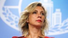 Брифинг Марии Захаровой от 08.10.2020