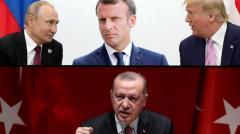 Турция заигралась! Геополитическая авантюра Эрдогана может превратиться в большую войну