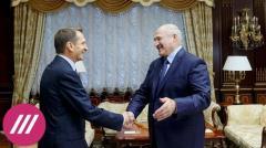 Дождь. Срок «народного ультиматума» подходит к концу. Зачем Нарышкин приехал к Лукашенко от 22.10.2020