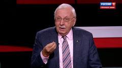 Вечер с Владимиром Соловьевым. Политолог: Азербайджан не готов к переговорам, потому что за ним стоит Турция от 08.10.2020