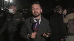 60 минут. Протестующие в Ереване не разойдутся, пока Пашинян не уйдет в отставку