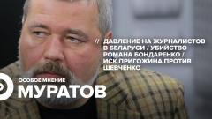 Особое мнение. Дмитрий Муратов 20.11.2020
