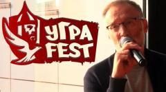 Сергей Михеев на фестивале УграFest в Калуге. Ответы на вопросы