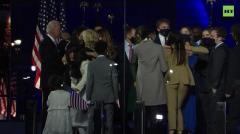 Обращение Байдена по итогам президентских выборов от 08.11.2020