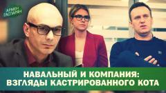 Политическая Россия. Навальный и компания: мировоззрение кастрированного кота от 24.11.2020