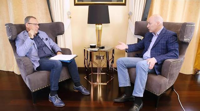 Дмитрий Гордон 08.11.2020. Спивак: кто отравил Навального