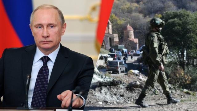 Соловьёв LIVE 18.11.2020. Сенсационные подробности! Путин о будущем статусе Нагорного Карабаха