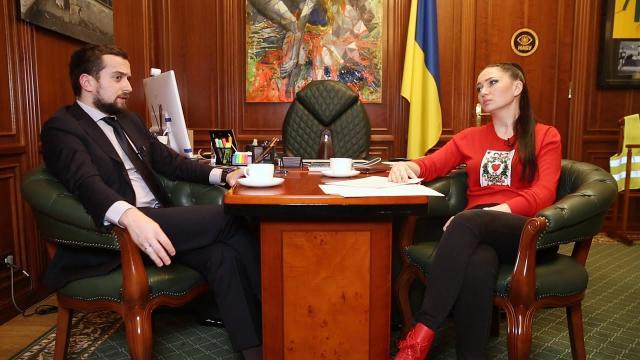 Дмитрий Гордон 27.11.2020. Ближайший соратник Зеленского Тимошенко: уйдет ли Зеленский в отставку