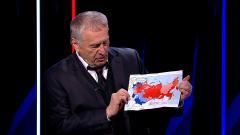 Вечер с Соловьевым. Жириновский: США толкают Восточную Европу к войне