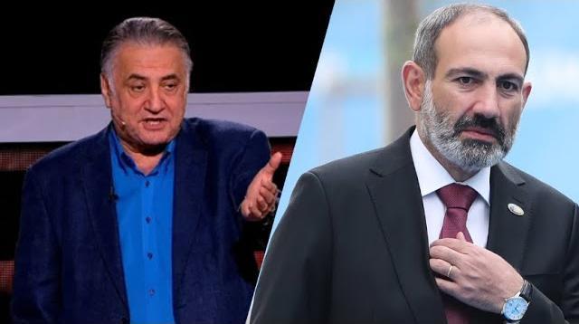 Соловьёв LIVE 11.11.2020. Пашиняна надо убирать! Багдасаров честно о необходимости новой власти Армении