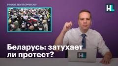Навальный LIVE. Затухает ли протест в Беларуси от 23.11.2020