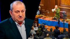 Яков Кедми дал мощный анализ по ситуации в Карабахе, провале руководства Армении и сбитом вертолете