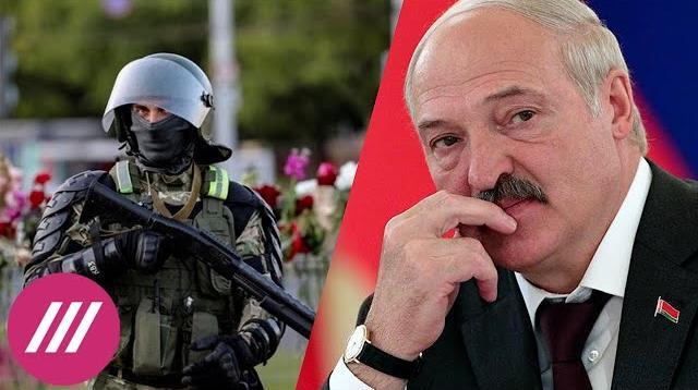 Телеканал Дождь 03.11.2020. Силовики больше не готовы служить Лукашенко? Павел Латушко об изменениях в белорусских протестах
