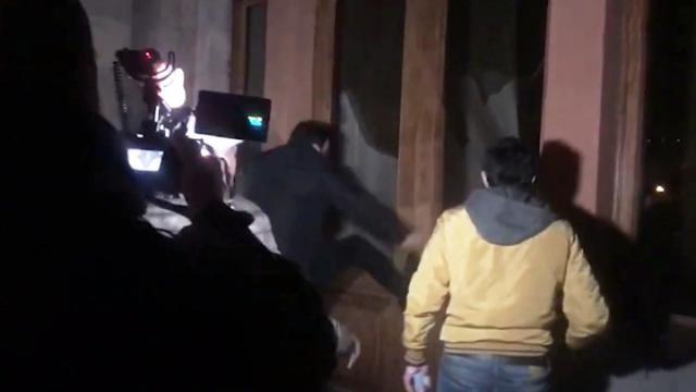 Видео 10.11.2020. 60 минут. Собкор ВГТРК: в ответ на соглашения в Ереване громят дом правительства