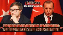 Политическая Россия. Турция на постсоветском пространстве: где Эрдоган лжёт, а где нет от 25.11.2020