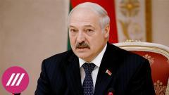 Дождь. Лукашенко заявил о необходимости реформы Конституции. Как это связано в визитом Лаврова от 27.11.2020