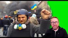 """Анатолий Шарий. Как """"Слуги Народа"""" решили дать льготы семьям героев Революции от 14.11.2020"""