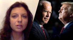 Полоумный и слабоумный! Вся ПРАВДА о выборах в США 2020 от Маргариты Симоньян