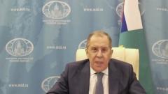 60 минут. Сергей Лавров: Карабах не входит в зону участия турецких наблюдателей