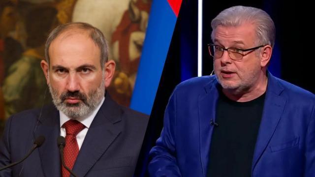 Соловьёв LIVE 18.11.2020. Последствия в виде гибели тысяч людей! Куликов откровенно раскритиковал политику Армении