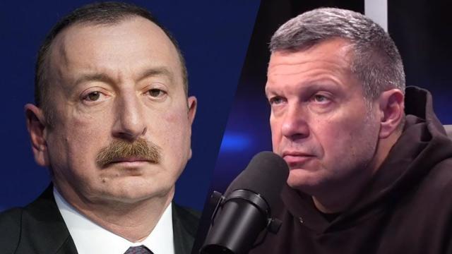 Соловьёв LIVE 19.11.2020. Мощно! Острый вопрос Соловьева к Алиеву и азербайджанским солдатам. Смотреть до конца